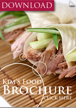 Kim's Food: See Our Products