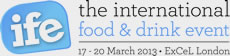 IFE The International Good & Drink Events